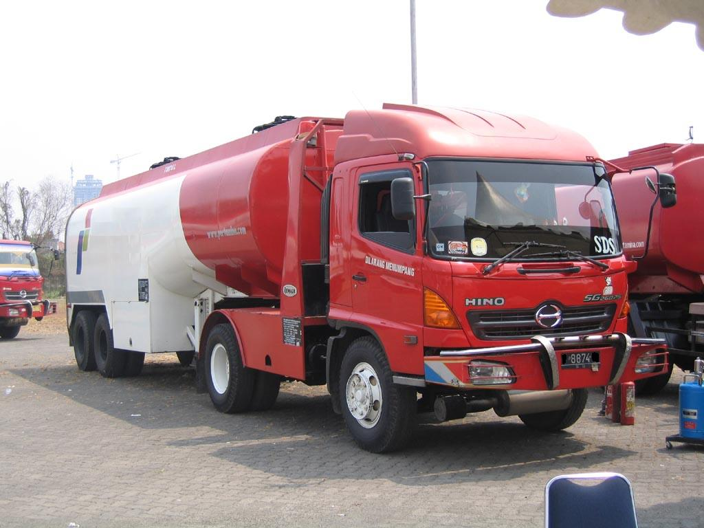 Hino Motors Susantoxp S Pro